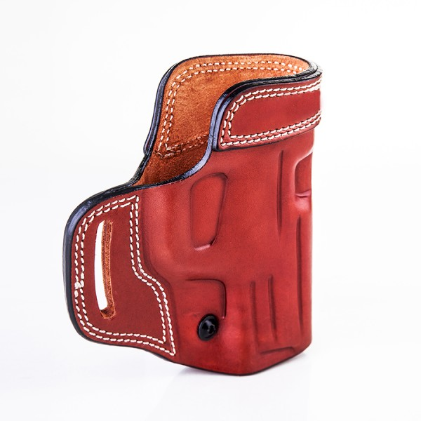 """Re-holster"" Series - Double Leather Reinforced Opening Holsters"
