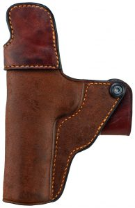 ReHolster IWB Darkbrown back